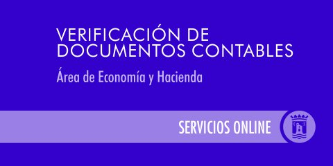 Verificación de documentos contables