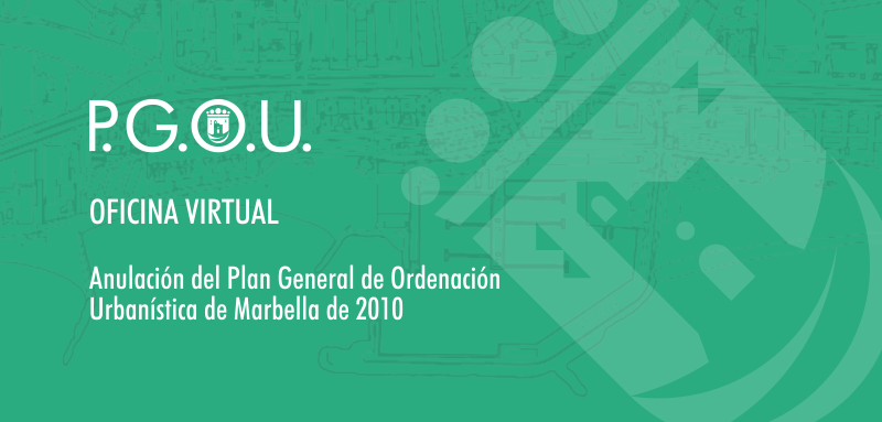 OFICINA VIRTUAL - Plan General de Ordenación Urbana